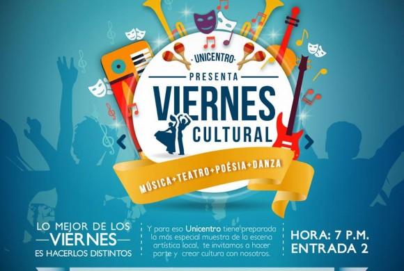 Viernes Cultural