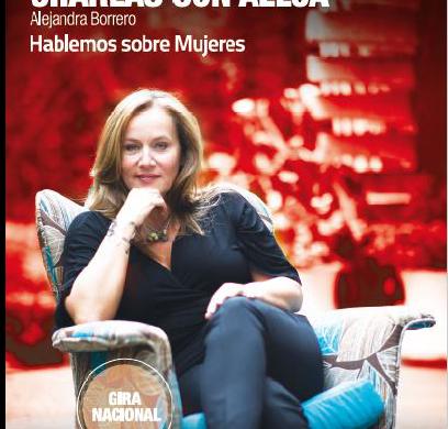 JUNIO 2 | Rueda de Prensa Alejandra Borrero