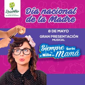 MAYO 8 | CELEBRACIÓN DÍA NACIONAL DE LA MADRE