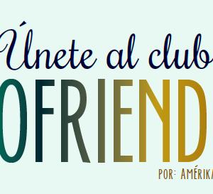Únete al Club Ecofriendly