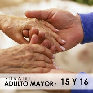 15 y 16 de Octubre | Feria del Adulto Mayor