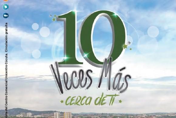Editorial Mayo | 10 Veces Más Cerca de los Cucuteños
