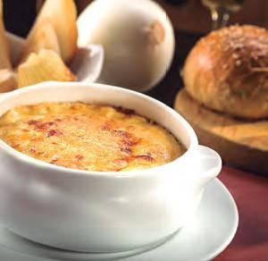 RECETA | Sopa de Cebolla a la Francesa