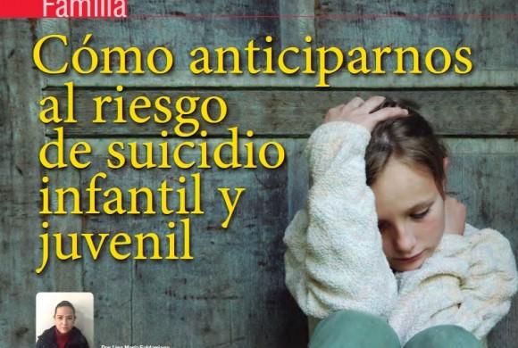 FAMILIA | Cómo Anticiparnos al Riesgo de Suicidio Infantil y Juvenil