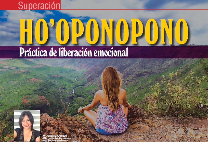 SUPERACIÓN | HO'OPONOPONO, Práctica de Liberación