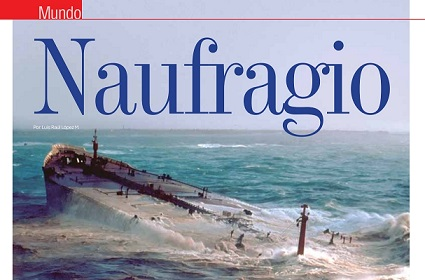 MUNDO | Naufragio