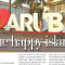 DESTINO | Aruba, One Happy Island