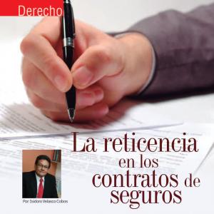 DERECHO | La Reticencia en los Contratos de Seguros
