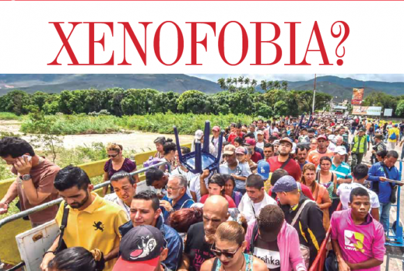 CUCUTA | Xenofobia