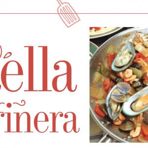 GASTRONOMÍA | Paella Marinera