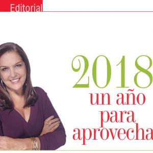 2018, Un Año para Aprovechar