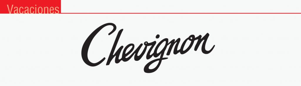 Chevignon 2018