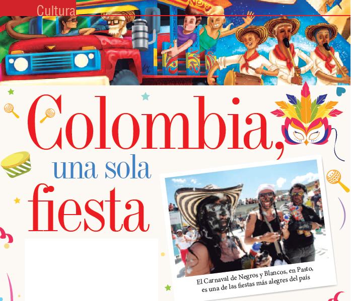 Colombia una Sola FIesta