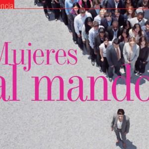 TENDENCIA   MUJERES AL MANDO