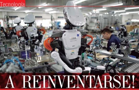 TECNOLOGÍA | A REINVENTARSE