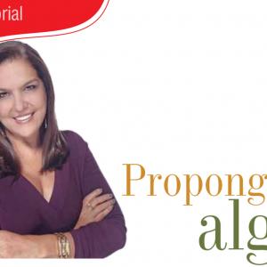 EDITORIAL | PROPONGAN ALGO