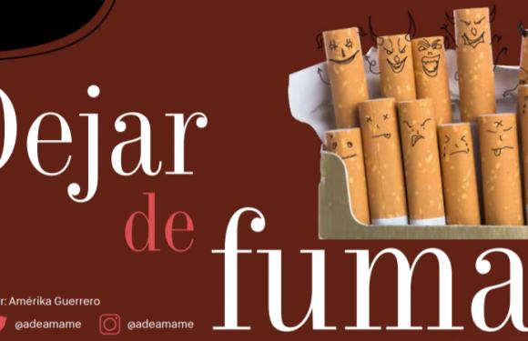 SALUD   DEJAR DE FUMAR