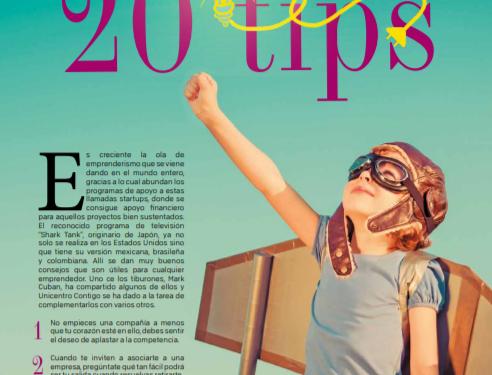 EMPRENDERISMO | 20 TIPS