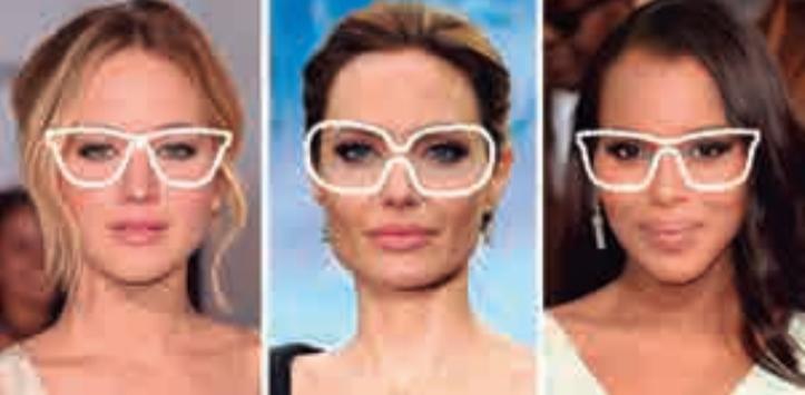 Reconoce la Forma de tu Cara
