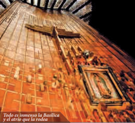 Todo es Inmenso la Basílica y el Atrio que la Rodea