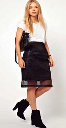 falda pera