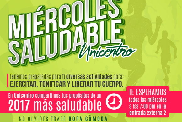 Miércoles Saludables