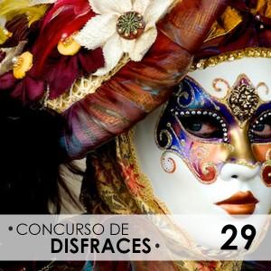 29 de Octubre | Concurso de Disfraces