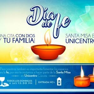 Domingo Día de Fe