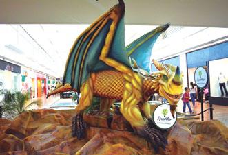 EVENTOS | Dragonia, Imperio del Fuego