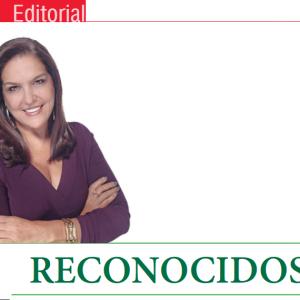 EDITORIAL AGOSTO | RECONOCIDOS