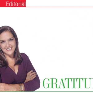 EDITORIAL SEPTIEMBRE | GRATITUD