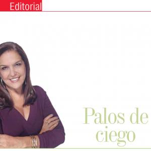 EDITORIAL OCTUBRE   Palos de Ciego