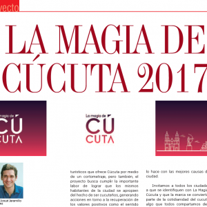 PROYECTO   La Magia de Cúcuta