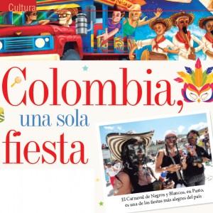 CULTURA | Colombia, Una Sola Fiesta