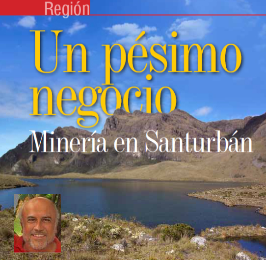 Minería Santurban