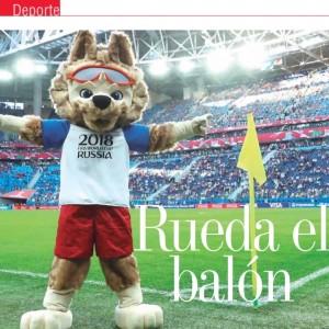 DEPORTE | RUEDA EL BALÓN
