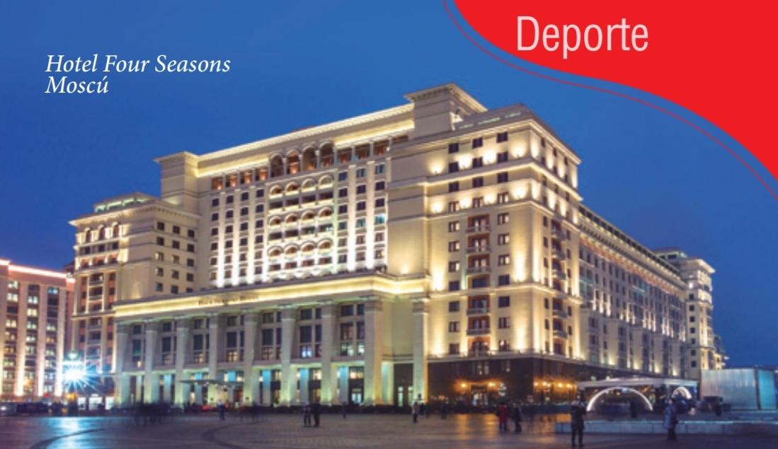 Hotel Four Seasons Moscú