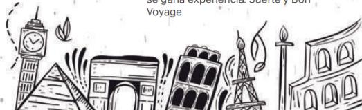 La Pesadilla de los Viajes Internacionales