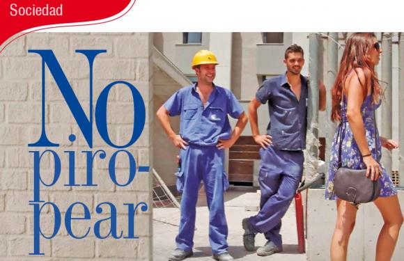 SOCIEDAD | No Piropear