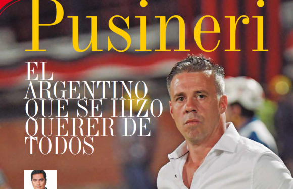 DEPORTE | Pusineri, El Argentino que se Hizo Querer de Todos