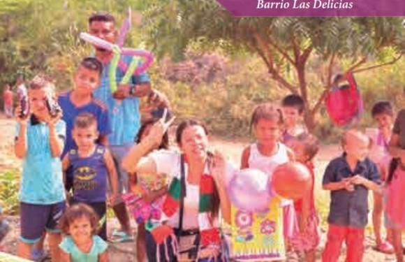 RESPONSABILIDAD SOCIAL | ALEGRÍA Y ESPERANZA PARA TODOS