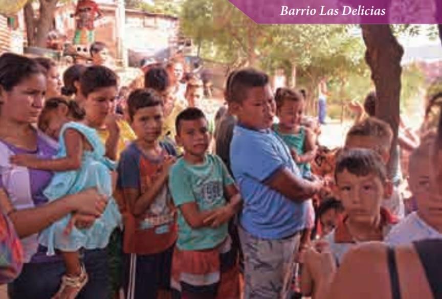 Barrio Las Delicias