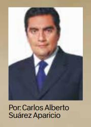 Carlos Suarez Febrero 2019