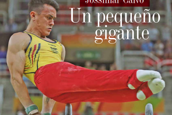 DEPORTES | JOSSIMAR CALVO, EL PEQUEÑO GIGANTE