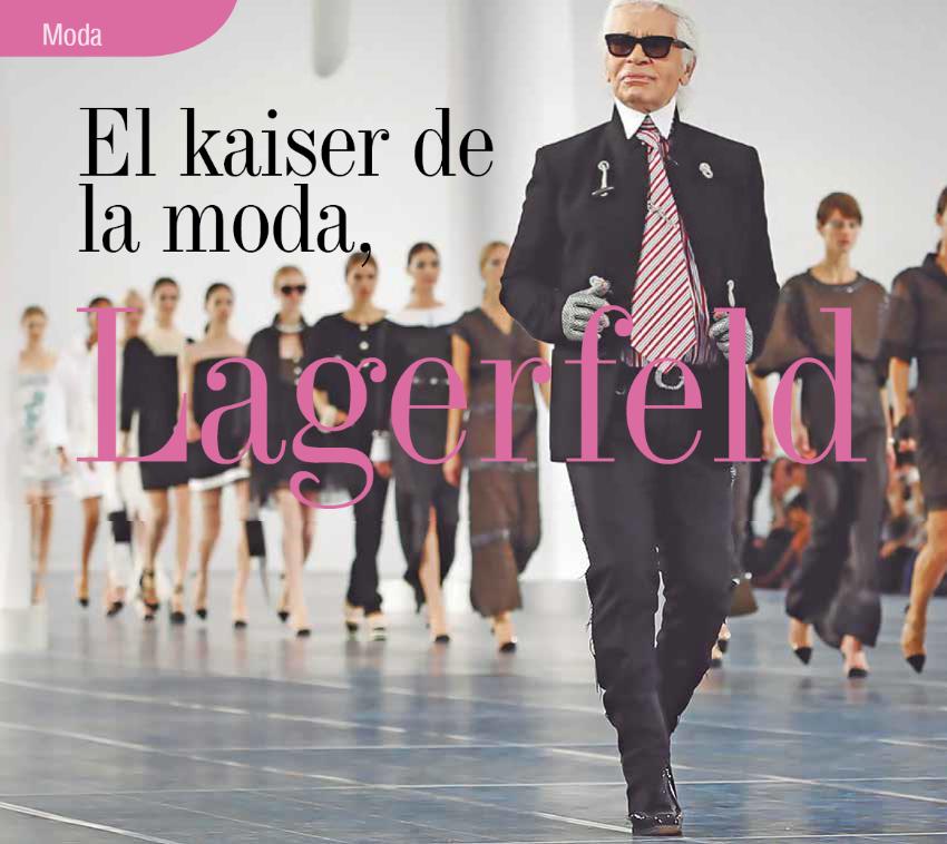 El Kaiser de la Moda