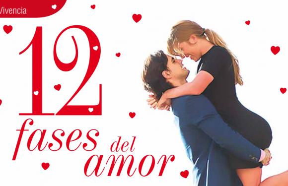VIVENCIAS | 12 FRASES DEL AMOR