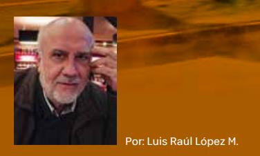 Luis Raul Febrero 2019