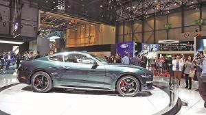 Ford Mustang de Steve McQueen