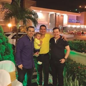 PERFIL | PAPÁ, SOCIO, JEFE, AMIGO Y COMPAÑERO