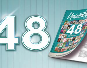PORTADA | 48 EDICIONES